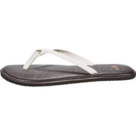 Sanük Yoga Bliss Shoes Damen ivory